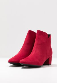 Tamaris - WOMS - Ankle boots - lipstick - 3