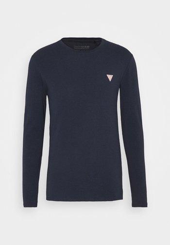 CORE TEE - Long sleeved top - blue navy