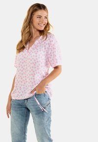 GINA LAURA - Blouse - orchidee - 0