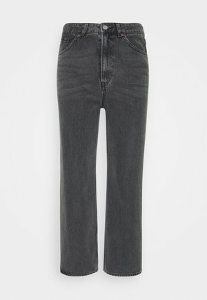 MOZIK - Jeans relaxed fit - black / dark grey