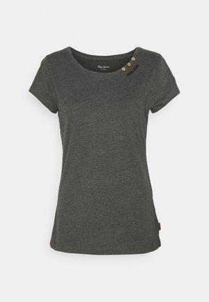RAGY - Basic T-shirt - charcoal