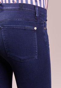 7 for all mankind - HIGHTWAIST - Jeans Skinny - indigo - 4