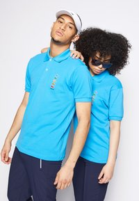 Lacoste - POLAROID UNISEX - Polo shirt - blue - 3