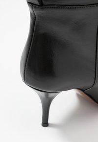 L'Autre Chose - High heeled boots - black - 2
