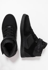 DC Shoes - PENSFORD UNISEX - Zapatillas skate - black - 1