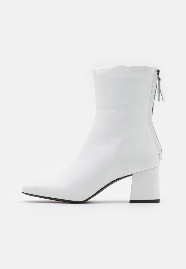 Bottines - white