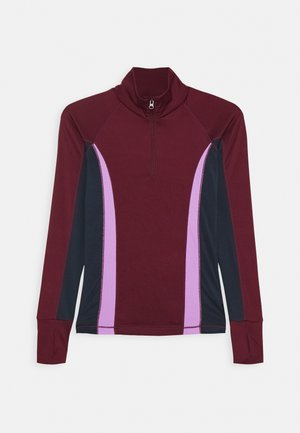 Sports shirt - bordeaux