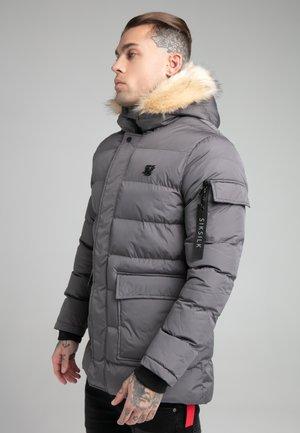 EXPEDITION - Winter coat - steel grey