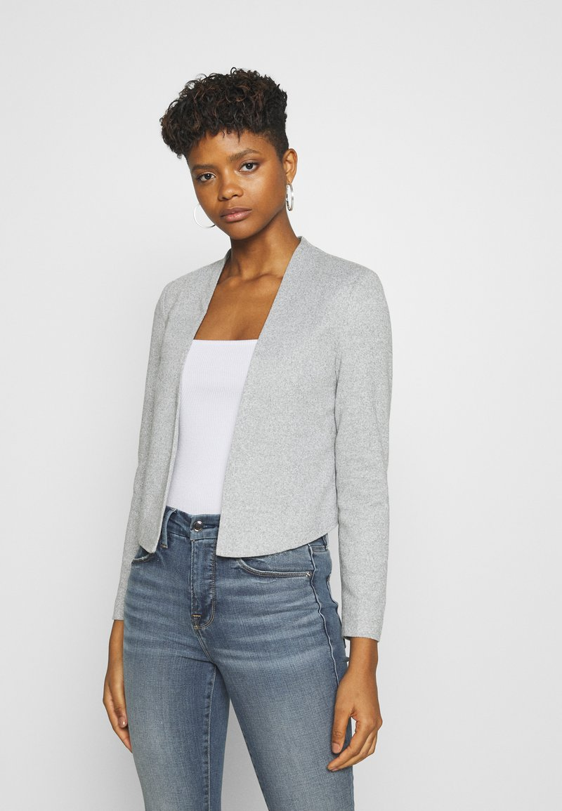 Vero Moda - VMJANEY - Blazere - light grey melange