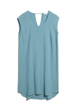 REGINAA - Day dress - teal blue