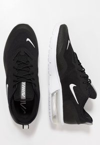 Nike Performance - AIR MAX SEQUENT 4.5 - Neutral running shoes - black/white - 1