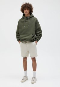 PULL&BEAR - Shorts - white - 1
