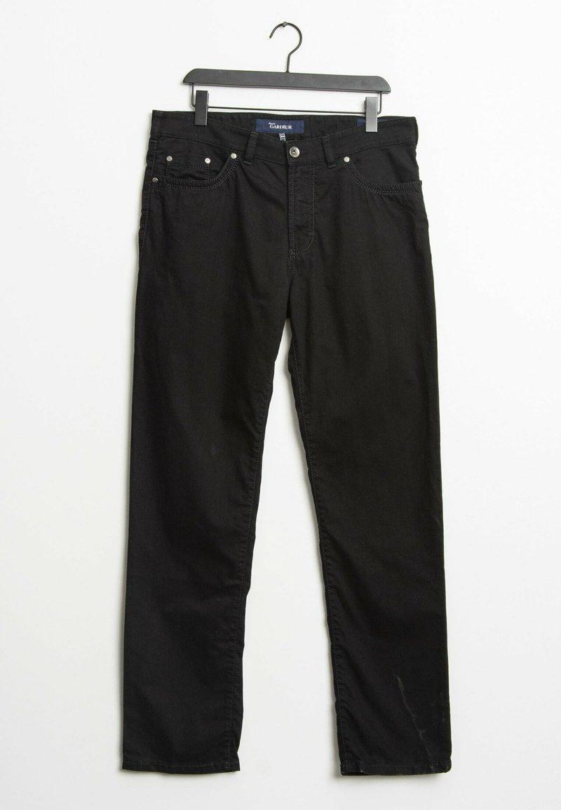 Atelier Gardeur - Straight leg jeans - black