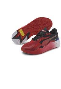 Puma - Trainers - rosso corsa-puma black - 3