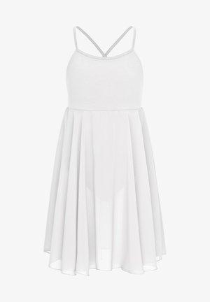 BALLETTKLEID ALMA - Day dress - weiß