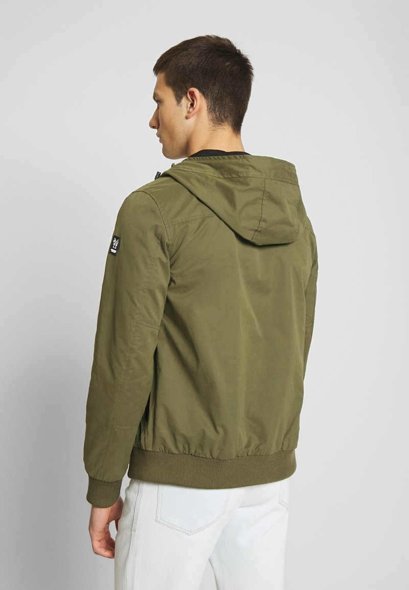 Cars Jeans - CODY COTT - Summer jacket - KHAKI