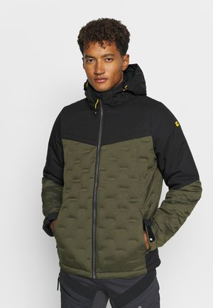 SKANE DOWNLOOK - Winter jacket - dunkeloliv