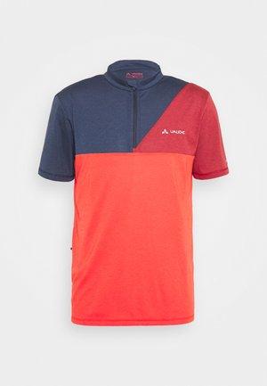 TREMALZO IV - T-Shirt print - mars red