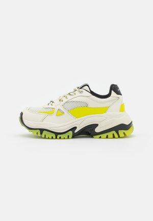 Zapatillas - white/yellow