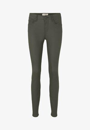 NELA EXTRA - Jeans Skinny Fit - dark green