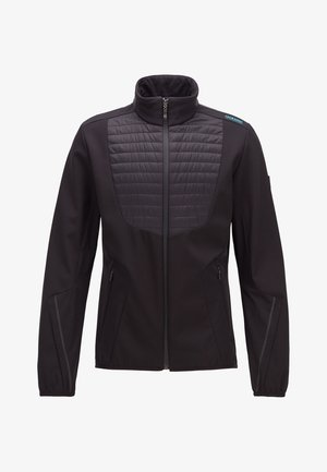 J_SERA - Trainingsjacke - black