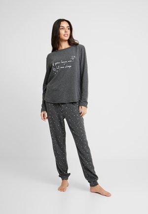 SET - Pyžamová sada - grey