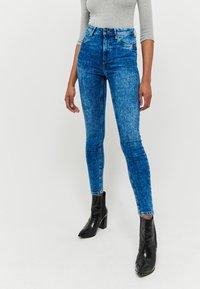 TALLY WEiJL - Skinny džíny - blu - 0