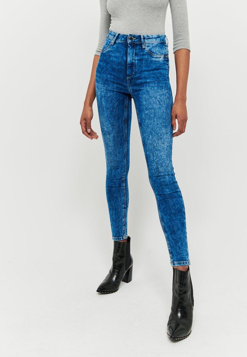 TALLY WEiJL - Skinny džíny - blu