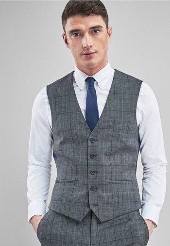 PRINCE OF WALES  - Waistcoat - grey
