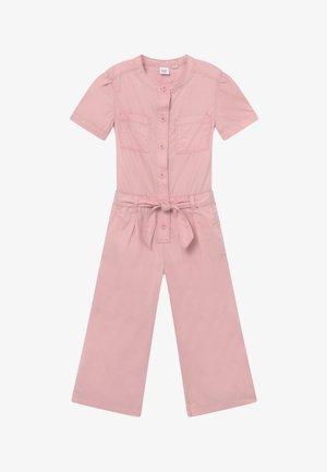 GIRL BOILER - Jumpsuit - classic pink