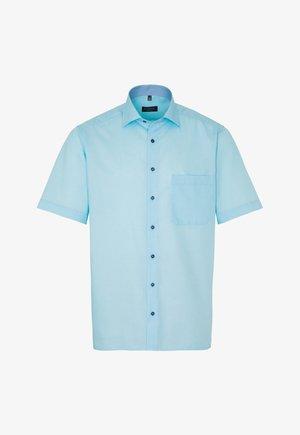 COMFORT FIT - Formal shirt - türkis