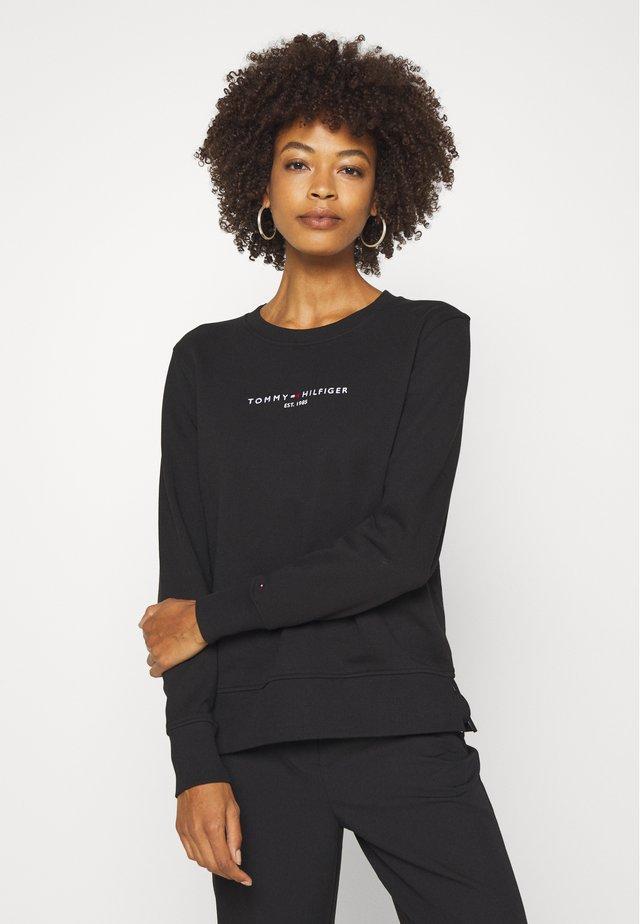 REGULAR - Sweatshirt - black