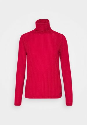 DEBORAH - Long sleeved top - blood red
