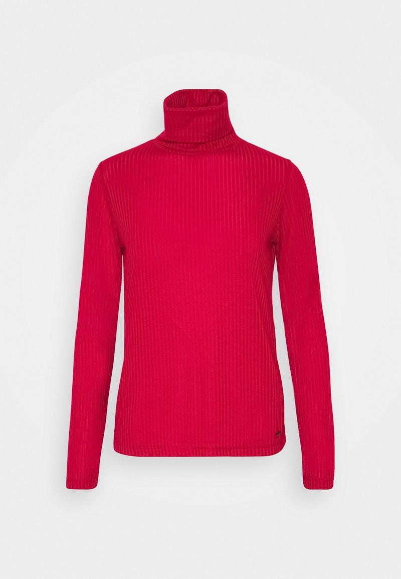 Pepe Jeans - DEBORAH - Long sleeved top - blood red