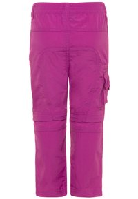 TrollKids - KIDS OPPLAND  - Outdoor trousers - berry - 1