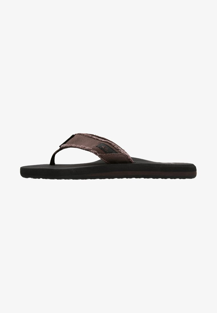 Quiksilver - MONKEY ABYSS - T-bar sandals - demitasse