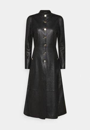 MIDNIGHT COAT - Classic coat - black