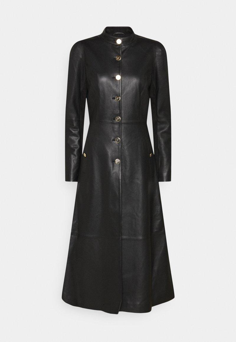 Temperley London - MIDNIGHT COAT - Classic coat - black