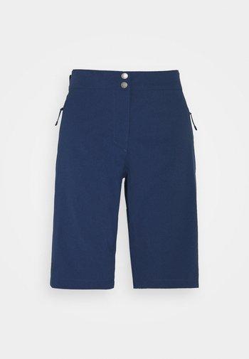 GRADIENT SHORT  - Sports shorts - dark indigo
