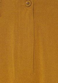 Nümph - NUMELISANDE PANT - Trousers - bronze - 2