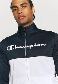 Champion - TRACKSUIT - Träningsset - dark blue - 7