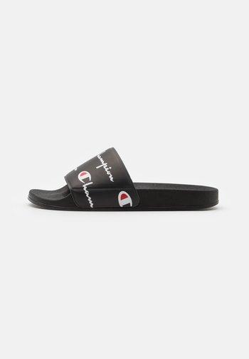SLIDE - Pool slides - new black