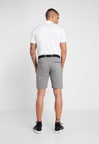 Peak Performance - AVIAMELSH - Sports shorts - grey melange - 2