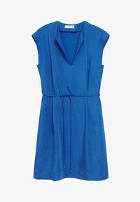 Mango - VESTIDO - Korte jurk - azul - 5