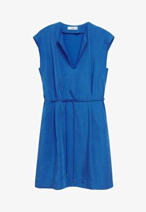 VESTIDO - Day dress - azul