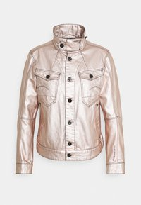 G-Star - ARC 3D PILOT - Denim jacket - gold