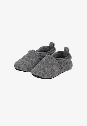 First shoes - eisengrau
