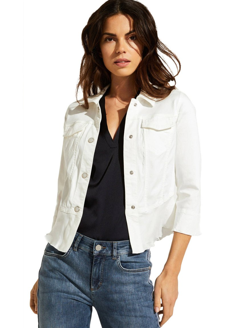 comma - Summer jacket - offwhite (20)