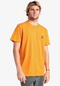 dusty orange