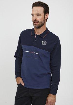 REIDAR - Poloshirt - estate blue